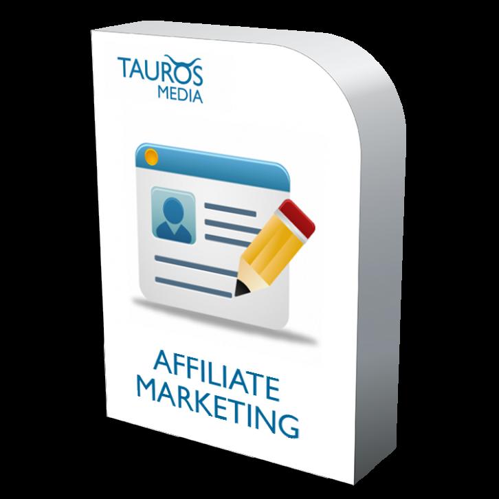 affiliate marketing aanmelding