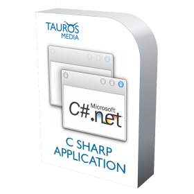 C sharp application