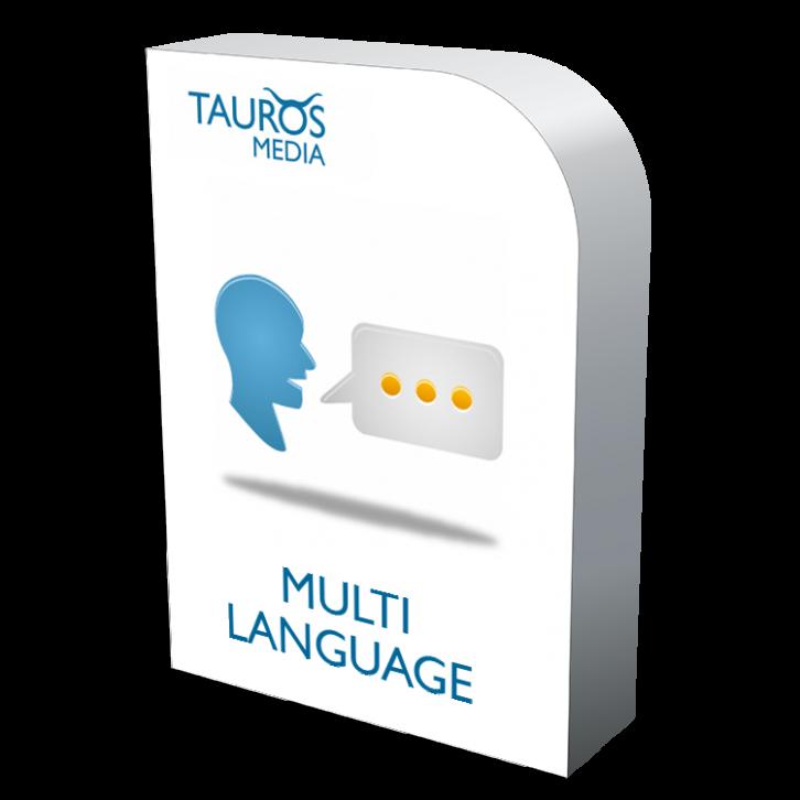 Magento Multi Language