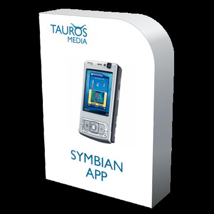 Symbian app