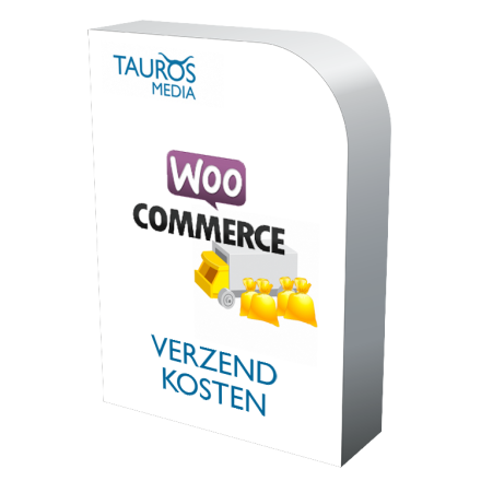 WooCommerce verzendkosten