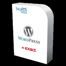 Wordpress Exact Online