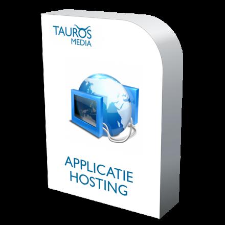 applicatie hosting