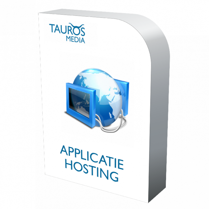 applicatie hosting