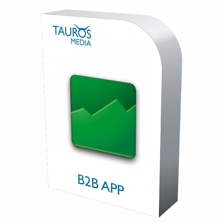 b2b app