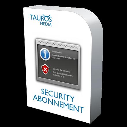 Magento security abonnement