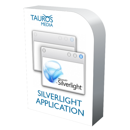 Silverlight application