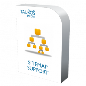 sitemap support
