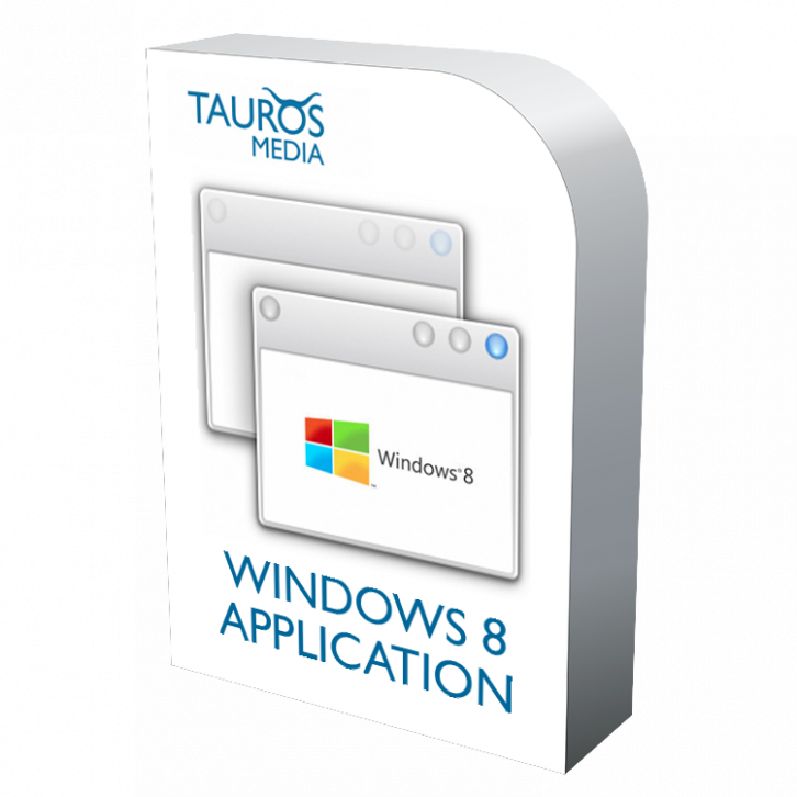 Windows 8 application