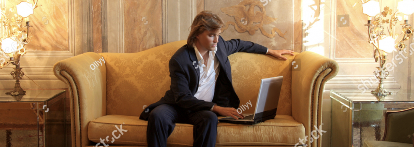 man with laptop-low
